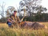Nice Bull Elk taken at Circle E Ranch in Texas