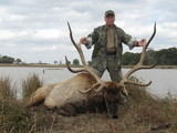 Fantastic Bull Elk taken at Circle E Ranch in Texas