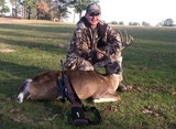 Whitetail Hunt - Great Whitetail Buck harvested by Jas Gipson at Circle E Ranch in Texas